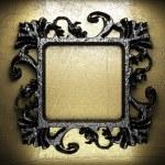 Vintage iron frame — Stock Photo #18704649