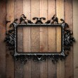 Vintage iron frame — Stock Photo #18833857