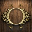 Vintage golden frame — Stock Photo #21431033