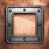 旧金属背景 — 图库矢量图片