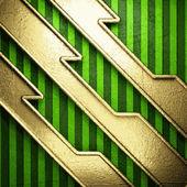 Sfondo d'oro — Vettoriale Stock