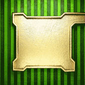 Background with gold — Stock vektor