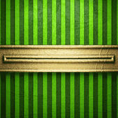 Background with gold — Stock Vector