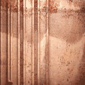 Gamla metall bakgrund — Stockvektor