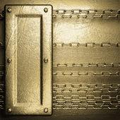 金黄背景 — 图库矢量图片