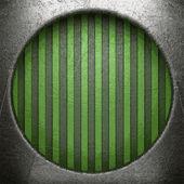 金属绿色背景 — 图库矢量图片