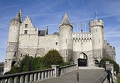 The Steen castle in Antwerp — Stockfoto