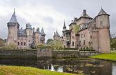 Castle De Haar in Netherlands — Stock Photo