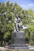 Monumento de anton chéjov — Foto de Stock