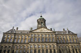 The Royal Palace in Amsterdam — Stock Photo