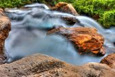 Peaceful Water in High Dynamic Range — Stock Photo