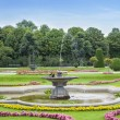 Fountain in park — Stock Photo