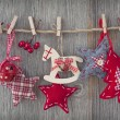 Christmas decoration — Stock fotografie #12817990