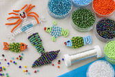 Bead craft — Stock Photo