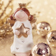 Christmas angel — Stock Photo #13254410