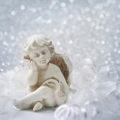 статуя ангела — Стоковое фото