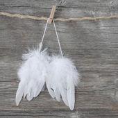 Ali d'angelo — Foto Stock