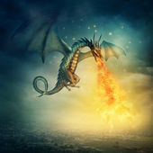 Dragon — Photo