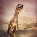 Allosaurus — Stock Photo #14370465