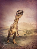 Allosaurus — Stock Photo
