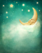 Dreamy night — Stock Photo