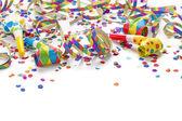 Party dekorace — Stock fotografie