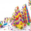 Party decoration - Stockfoto