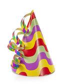 Karnevalový klobouček — Stock fotografie
