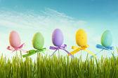 Easter eggs — Φωτογραφία Αρχείου