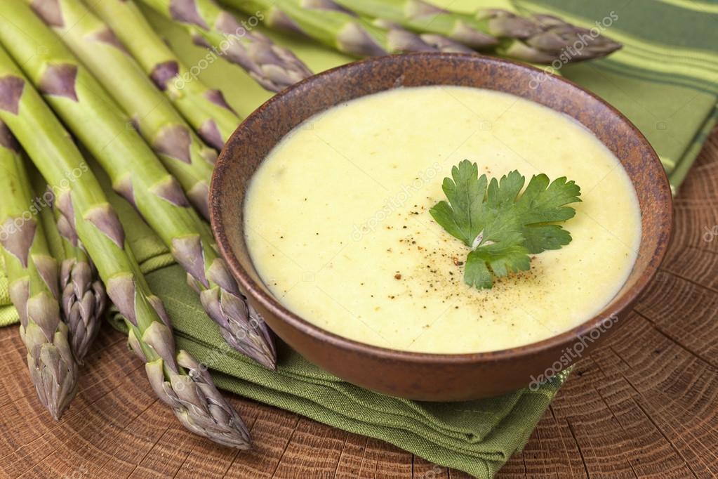 Cream Of Asparagus Soup (Crème D'asperges) Recipes — Dishmaps