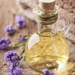 Lavender spa treatment — Stock Photo #28845715