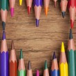 Colorful pencils — Stock Photo #30261397