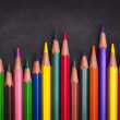 Colorful pencils — Stock Photo #30261441