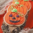 Halloween cookies — Stock Photo #30517431