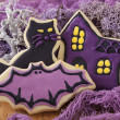Halloween cookies — Stock Photo #30517435