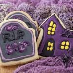 Halloween cookies — Stock Photo #30517449