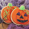 Halloween cookies — Stock Photo #30783007