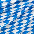 Oktoberfest checkered background — Stock Photo