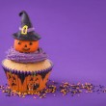 Halloween cupcake — Stock Photo #31298563
