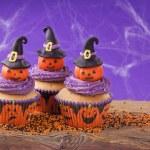 Halloween cupcake — Stock Photo #31298647