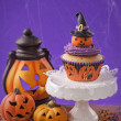 Halloween cupcake — Stock Photo #31298743