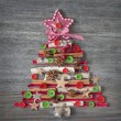 Christmas tree — Stockfoto #33725933