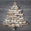 Christmas tree — Stock Photo #33725935