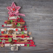 Christmas tree — Stock Photo #33954309