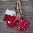 Christmas decoration — Stock Photo #33997383