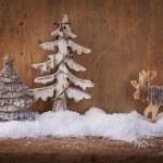 Winter decoration — Stock Photo #35491325