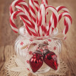 Candy canes — Stock Photo #36646133
