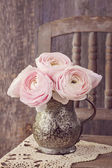 Ranunculus flowers — Stock Photo