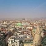 Panorama of Vienna  — Stock Photo #44252019