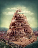 Tower of Babel — Stock Photo